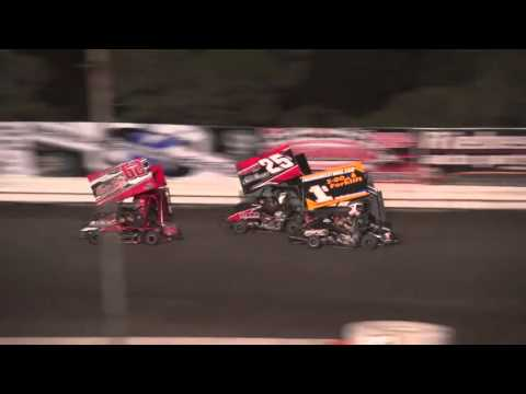 Cycleland Speedway - Open Highlights 9/19/15