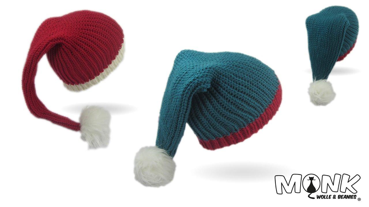 Mütze Häkeln Zipfelmütze Bosnisch Häkeln Pixiemütze Bosnisch