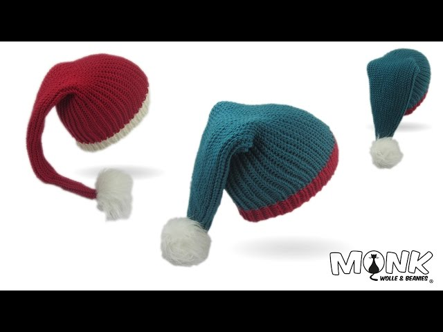 Monk Wolle Beanies Youtube Gaming