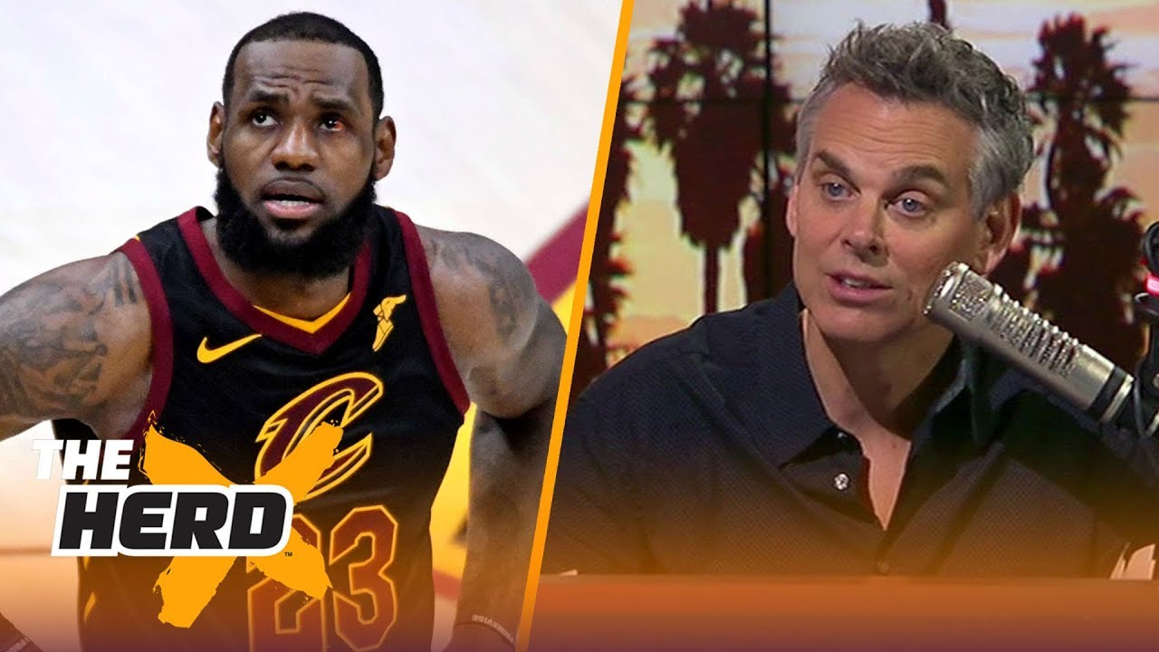 colin-cowherd-on-lebron-james-before-game-4-of-the-2018-nba-finals-nba-the-herd