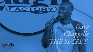 Dave Chappelle | The Secret | Stand-Up Comedy thumbnail
