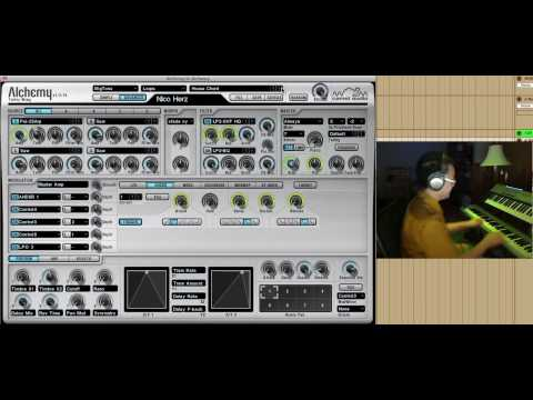 PROJECT PRESET - Camel Audio Alchemy BigTone sound bank