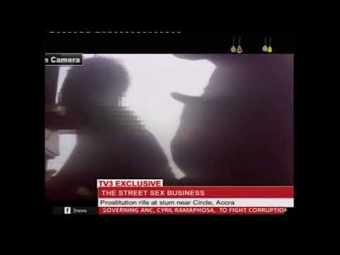 #TV3 EXCLUSIVE: THE STREET SEX BUSINESS