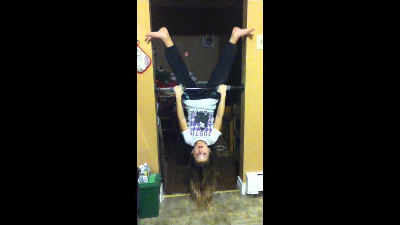 door bar gymnastics 2
