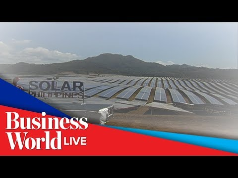 Solar Philippines pres. cites hurdles in going renewable