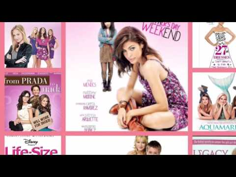 Top 21 girly movies!