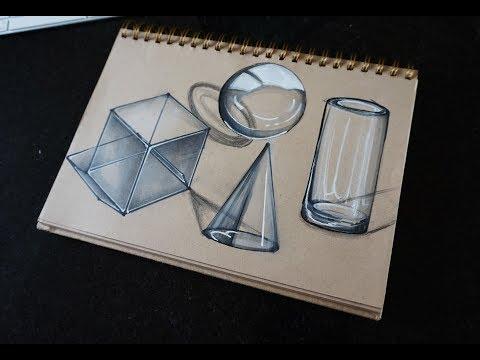 Glass Material Rendering