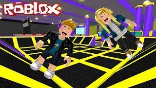 Indoor Trampoline Park JUMP! Roblox