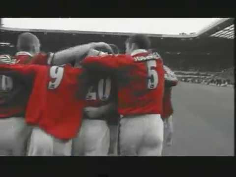 Manchester United - Lift It High (All About Belief), 1999