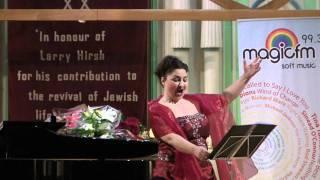 Gambar cover Hava Nagila הבה נגילה, classic Jewish music - Emma Lieder soprano, Cristian Lepadatu piano
