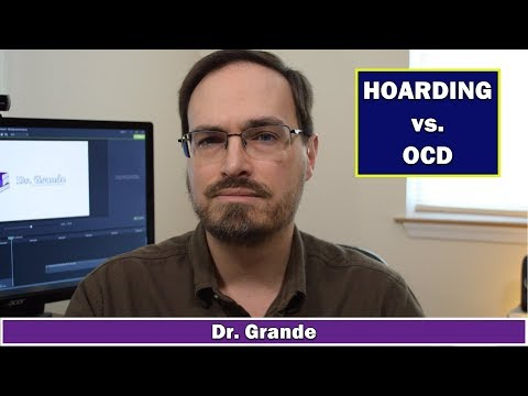 What Is Hoarding Disorder? | Is It Different Than OCD And Autism?