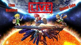 Super Smash Bro's Ultimate (Online Battles) Come Join!!!