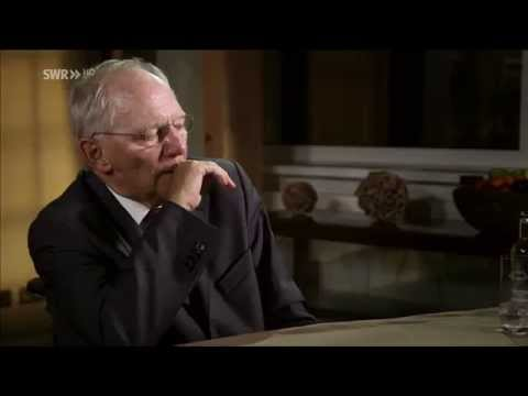 Wolfgang Schäuble zweifelt an Helmut Kohls Ehrenwort