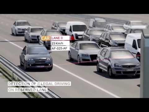 Dubai Road Safety Cameras
