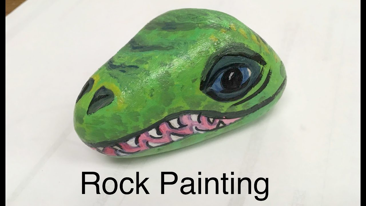 Big Rock Painting Ideas