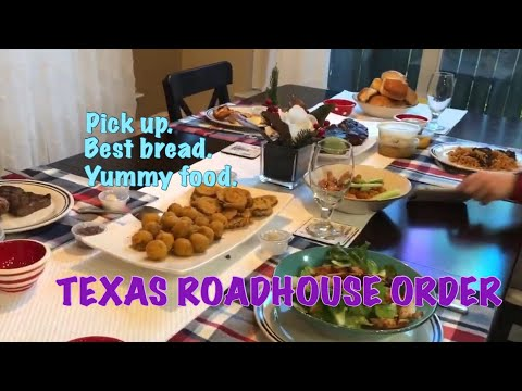 TEXAS ROADHOUSE FOR OUR DINNER DAHIL TAMAD SI MOMMY MAGLUTO | JENNIFER'S CLUBHOUSE