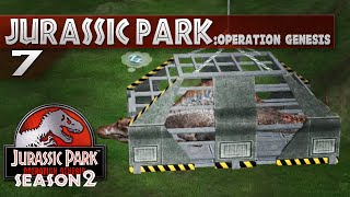 Jurassic Park: Operation Genesis    7    New Spinosaur