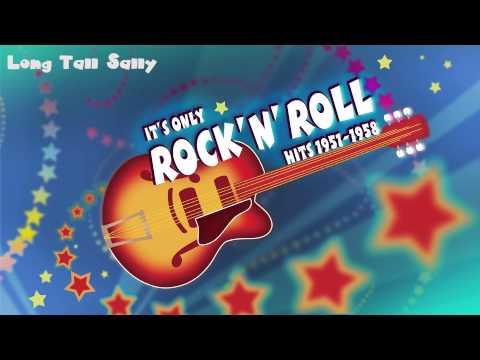 Little Richard - Long Tall Sally - Rock'n'Roll Legends - R'n'R + lyrics