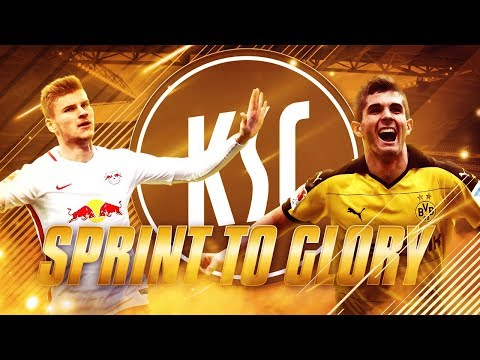 FIFA 18 3. BUNDESLIGA SPRINT TO GLORY CAREER MODE! BEST GERMAN & BUNDESLIGA TALENTS!
