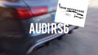 AUDI RS6 DUB NETTOYAGE AUDI RS6