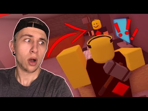 RUNNING FROM CRAZY BEAST! - Roblox Flee The Facility