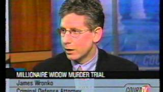Court TV/Tru Tv: Margaret Rudin murder, LIVE interview on Jean Cararez show w/ James R. Wronko