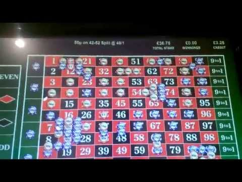 Craps lay betting systems