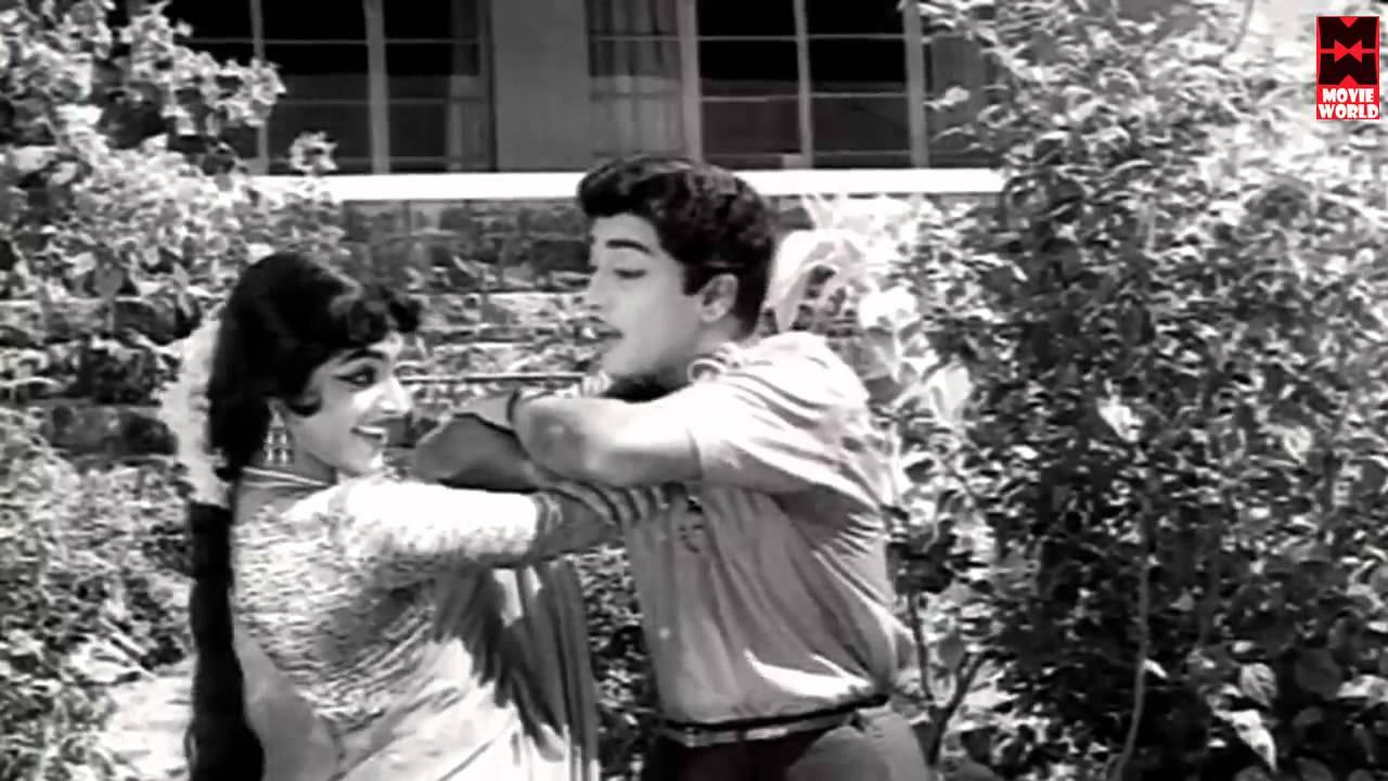 Poojaikku Vandamalar Tamil Full Movie Gemini Ganesan: Poojaikku Vantha Malar