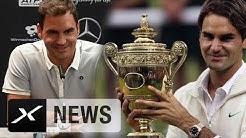 Roger Federer über Rafael Nadal, Wimbledon und die deutsche Autobahn | ATP-Turnier in Stuttgart