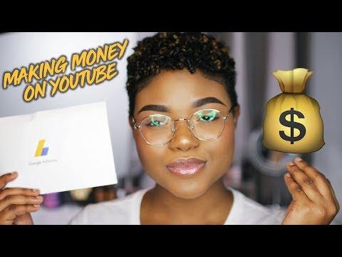 FINALLY EXPOSING HOW I MAKE MONEY FROM YOUTUBE IN TRINIDAD