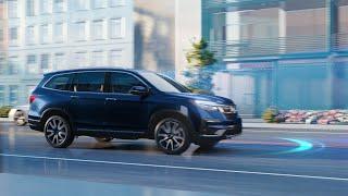 homepage tile video photo for Honda Pilot with Honda Sensing®