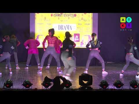 Western Dance Showcase by 'Enigma' from Kamla Nehru College | Mecca 2018