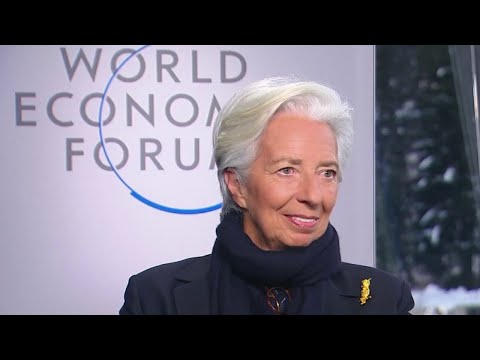 Interview de Christine Lagarde