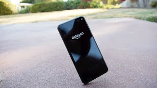 amazon fire phone drop test