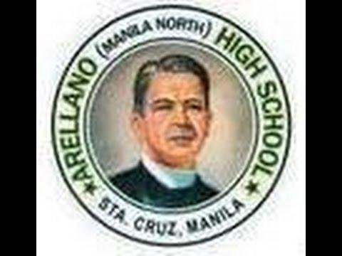 Arellano High School Hymn Tagalog