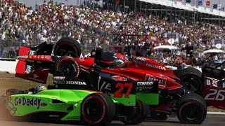 Marco Andretti Flip Compilation