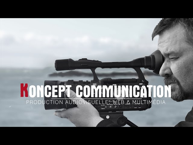 Koncept Communication (Ex.makina) -  Demoreel