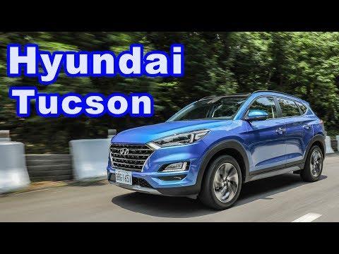 大黑馬來襲!國產SUV之最?Hyundai Tucson 小改款試駕