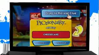 uDraw™ Pictionary™ - Tutorial Video [Wii THQ]