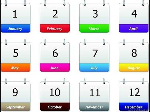 هل هذا الشهر 30 يوم أم 31 يوم إليكم أسهل طريقة لمعرفة الجواب Youtube