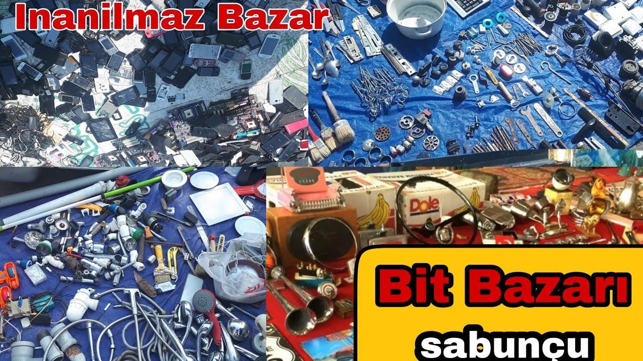 Sabunçu Bit Bazarı gəzinti