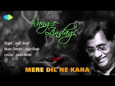 Mere Dil Ne Kaha | Ghazal Song | Jagjit Singh