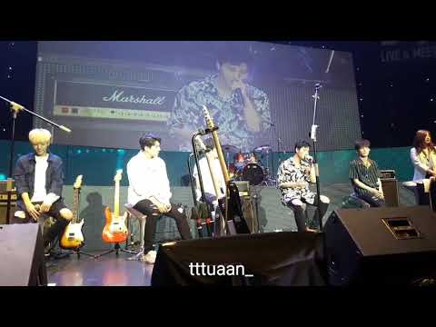 170826 Young K Local Song Cover (Separuh Aku by NOAH) [DAY6 Live and Meet in Jakarta] Mp3