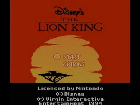 Lion King (NES) Music - The Stampede