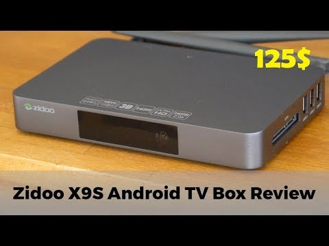 "✅ Серьёзный ""гробик"" TV Box/медиаплеер Zidoo X9S | ТЕСТЫ 🛠️"