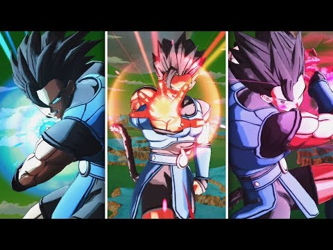 Dragon Ball Legends: ALL Shallot Ultimate Attacks (Hero, Extreme, And Sparking)