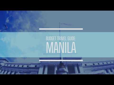 Budget Travel Guide: Manila