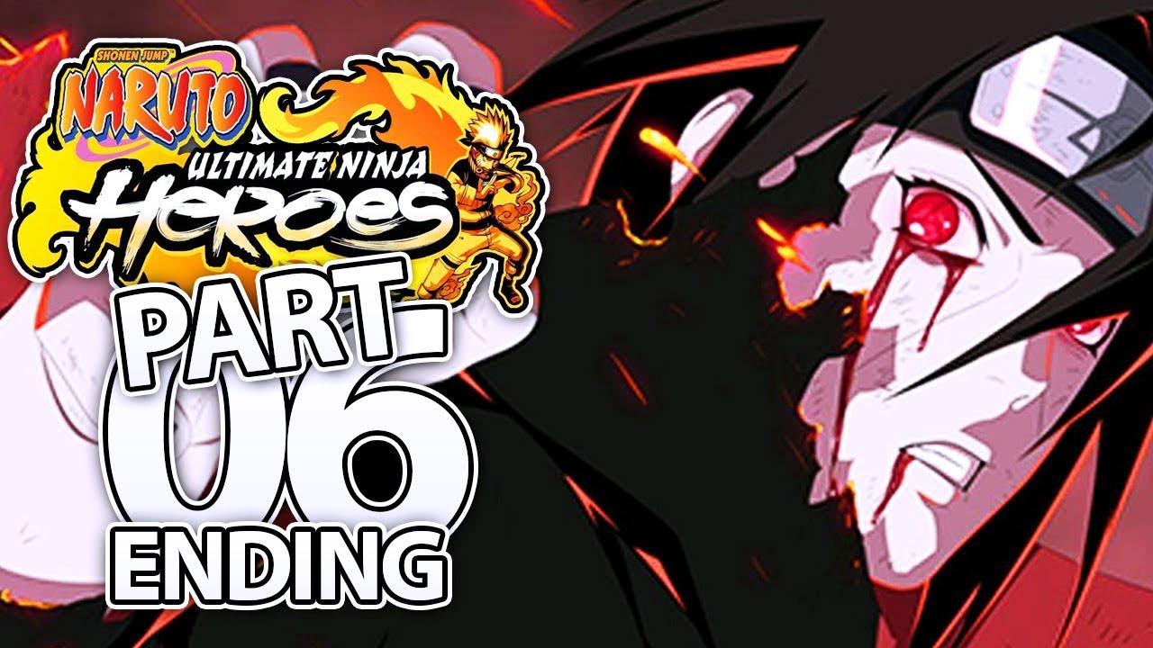 AKATSUKI, I QUIT  | Naruto: Ultimate Ninja Heroes Gameplay