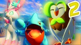 "Minecraft Pixelmon Ultra Roleplay - ""Glitched Pokemon?"" - Episode 2 - Minecraft Pokemon Mod"