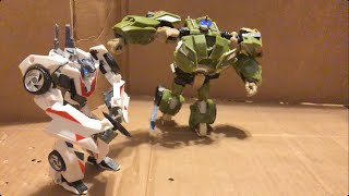 Wheeljack39;s Invention (Transformers Stop Motion Short) l Mirage Productions
